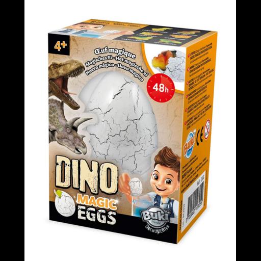 Dinó varázs tojás