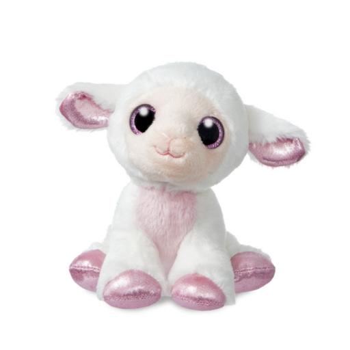 Aurora - Lily bárány plüss - 18 cm