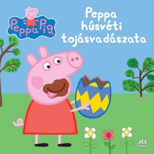 Peppa malac - Peppa húsvéti tojásvadászata mesefüzet