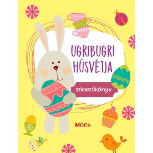 Ugribugri húsvétja színezőkönyv