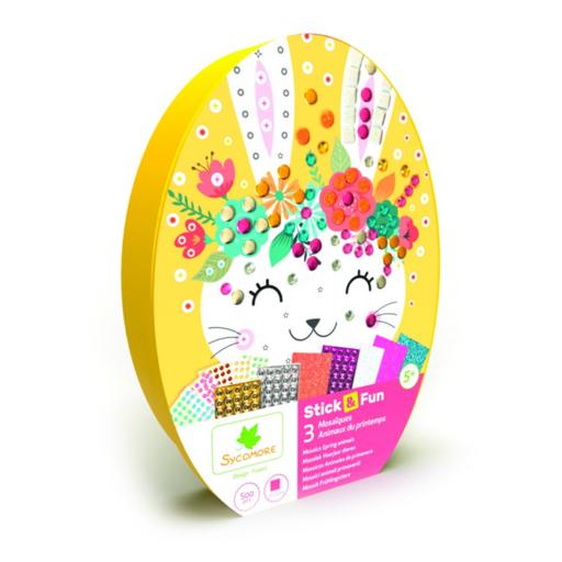 Mozaikkép készítő - tojás