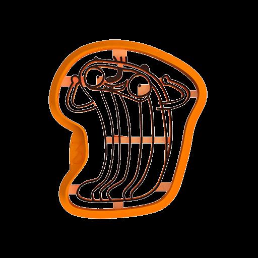 KUFLIK sütikiszúró - Titusz