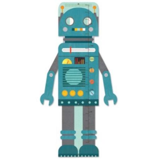 Petit Collage 100% organikus magasságmérő - robot