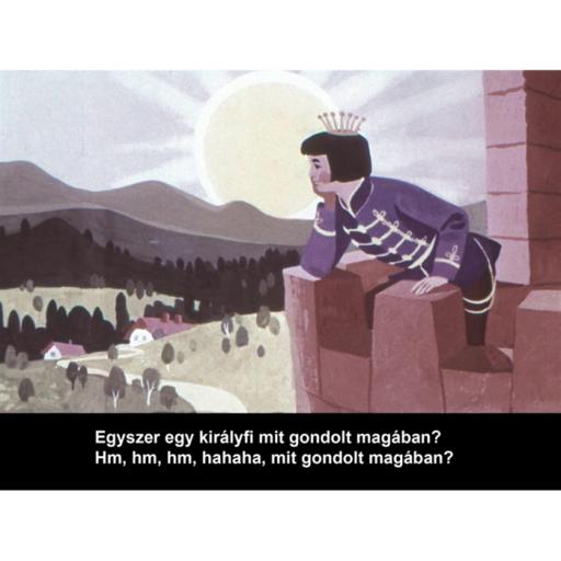 Diafilm - Egyszer egy királyfi
