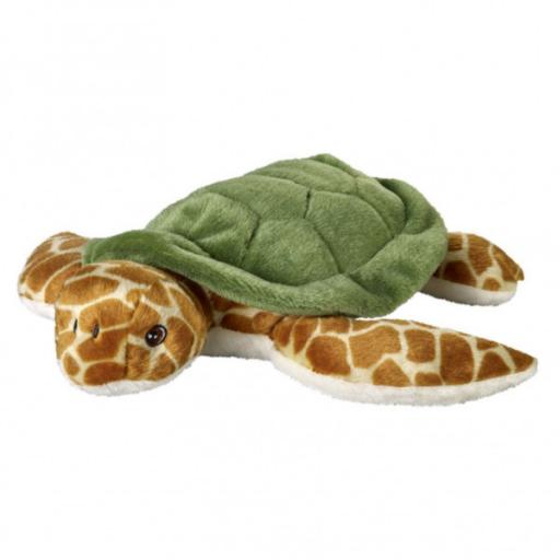 Bauer - Öko plüss teknősbéka - 100% újrahasznosított palackból - 33cm