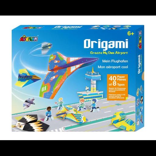 Avenir - Origami repülők