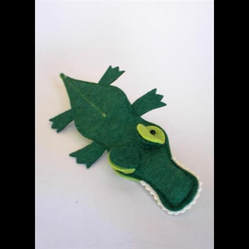 Ujjbáb - Krokodil