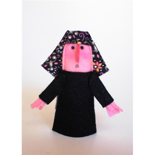 Ujjbáb - Sovány asszony