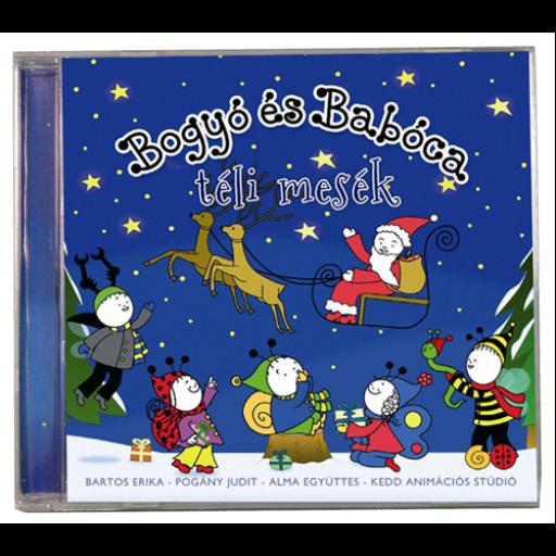 Bogyó és Babóca hangoskönyv - Téli mesék