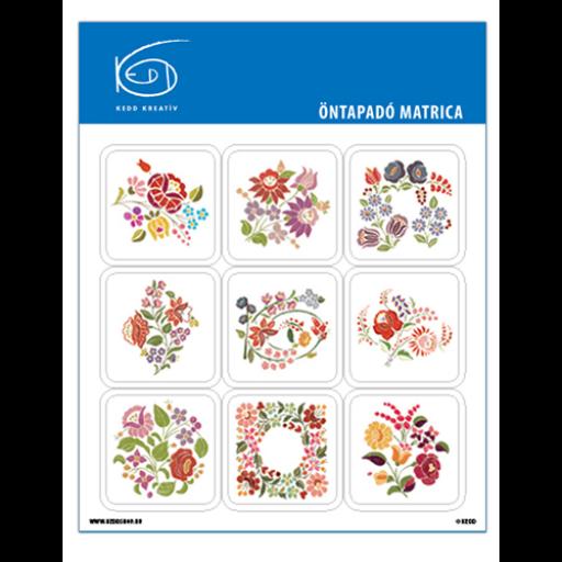 Kedd matrica - Flower