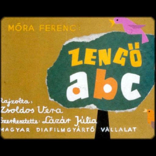 Diafilm - Zengő ABC