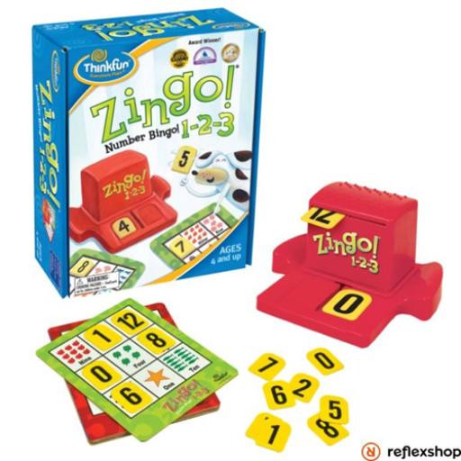 Thinkfun - Zingo!1-2-3