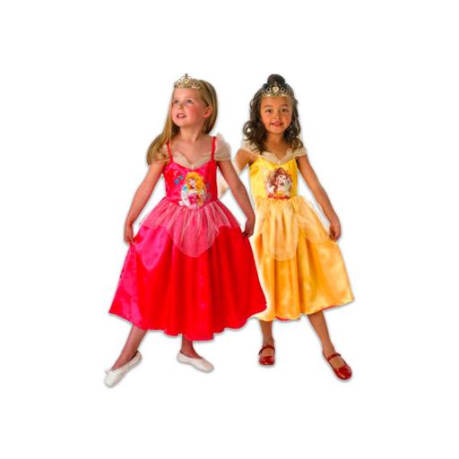 Csipkerózsika és Bell - kifordítható gyerekjelmez