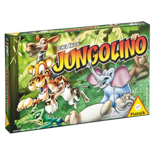 Jungolino társasjáték