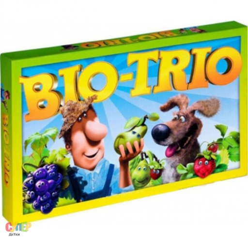 Bio-Trio társasjáték