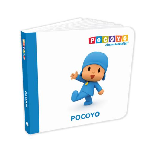 Pocoyo babakönyv - Pocoyo