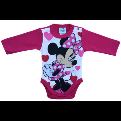 Disney Minnie hosszú ujjú kombidressz