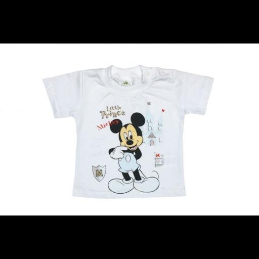 Disney Mickey baba rövid ujjú póló