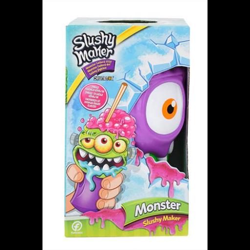 Slushy Maker - Jégkása készítő - zöld szörny