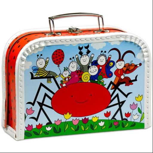 Bogyó és Babóca kisbőrönd - Barlangi pók