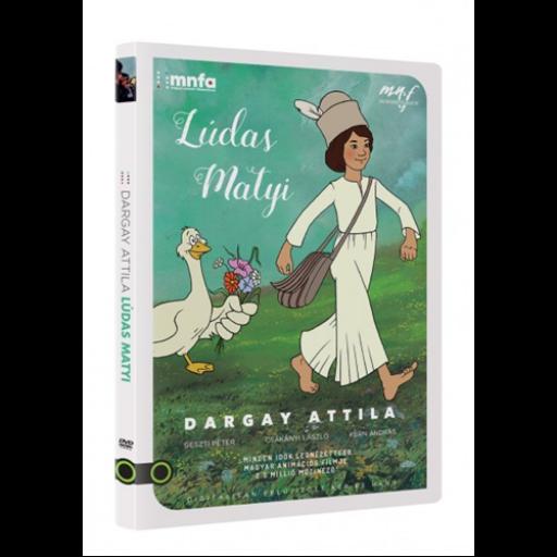 Lúdas Matyi DVD