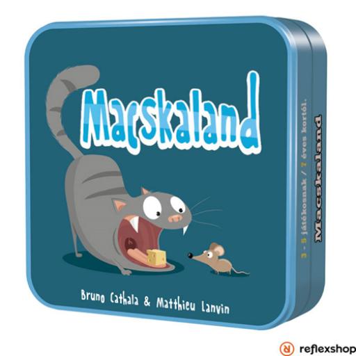 Cocktail Games - Macskaland társasjáték