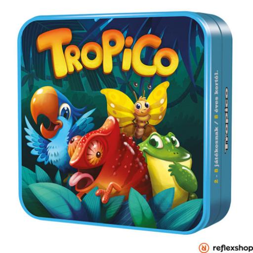 Cocktail Games - Tropico kártyajáték