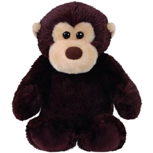 Mookie majom plüss figura - 15 cm