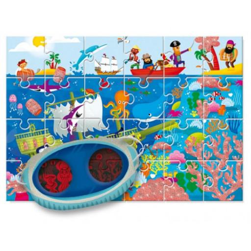 Ludattica - Titokzatos puzzle - A tenger
