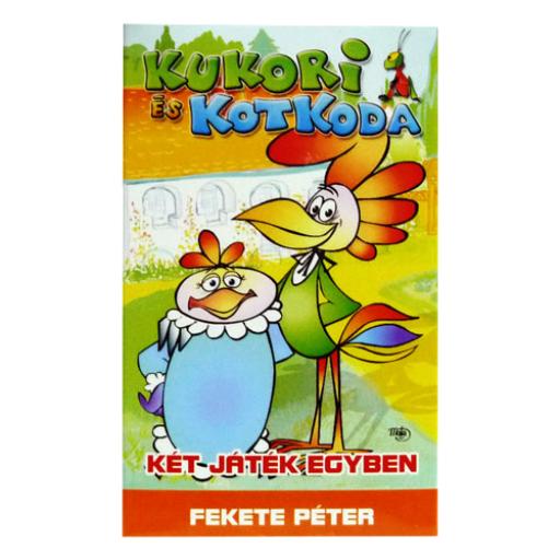 Kukori és Kotkoda kártyajáték