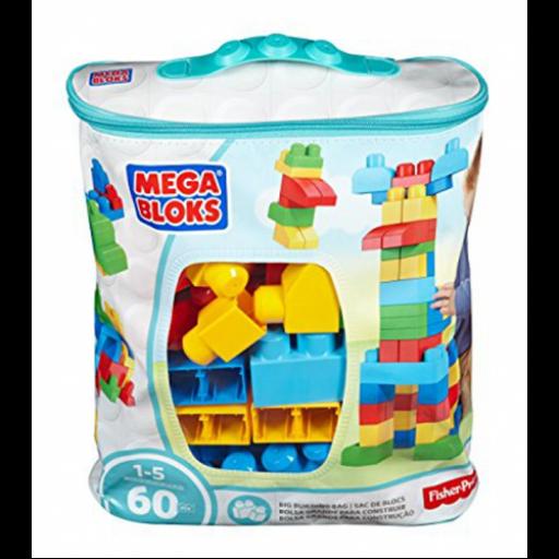 Mega Bloks - Építőkocka szett 60 db-os