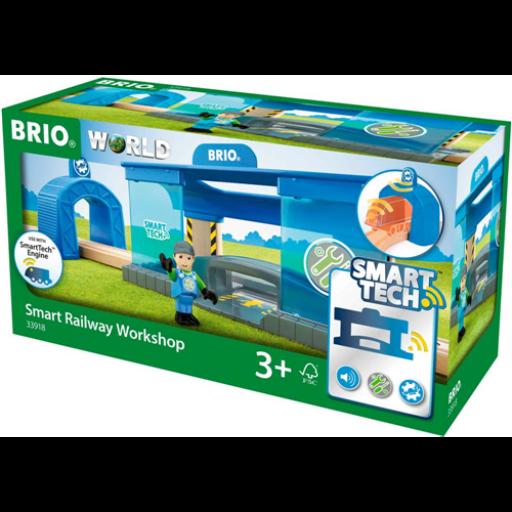 Brio - Smart Tech - Vasúti szerelő műhely