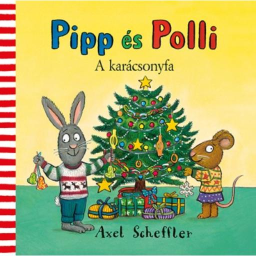 Pipp és Polli - A karácsonyfa - lapozó