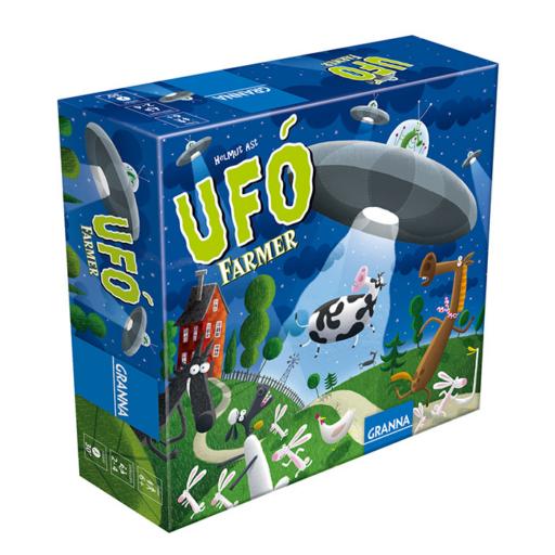 Granna - UFO Farmer társasjáték