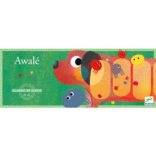 Djeco - Társasjáték klasszikus - Awalé