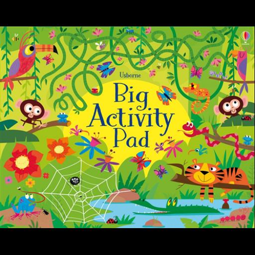 Big activity pad