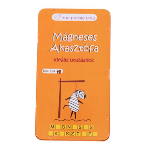 Mágneses Akasztófa társasjáték