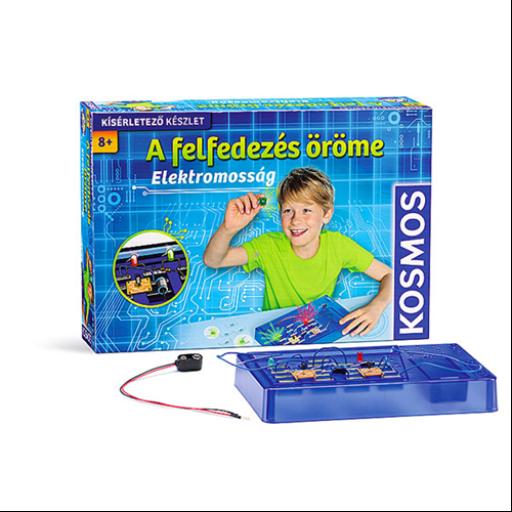 A felfedezés öröme - Elektromosság