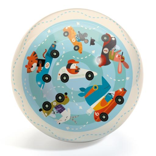 Djeco - Gumilabda - Közlekedés - 22 cm