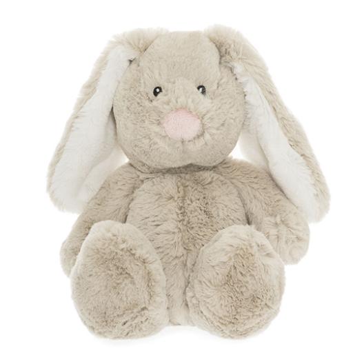 Teddykompaniet - Jessie nyuszi,szürke - 39 cm
