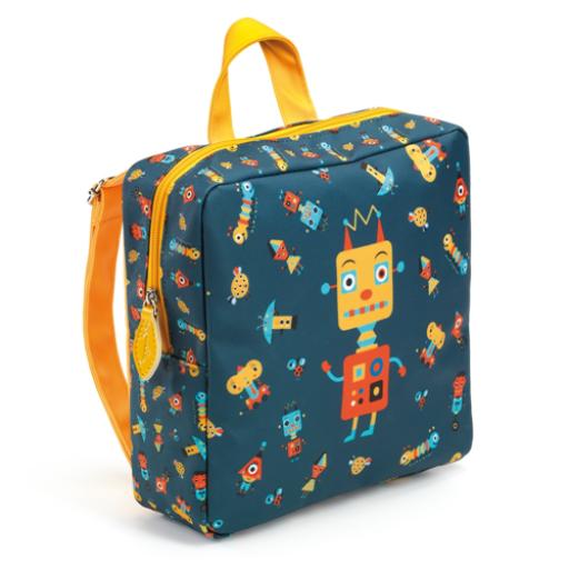 Djeco - Óvodás táska - Robot