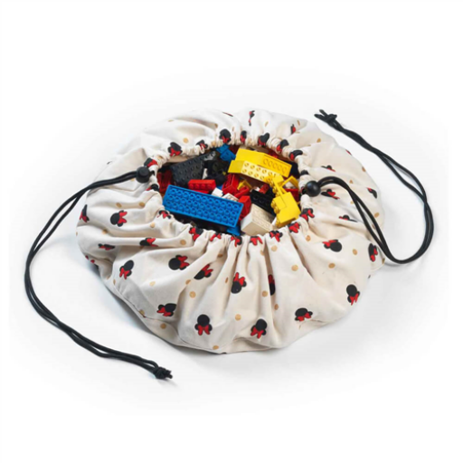 Play&Go - Játék tároló zsák mini – Minnie