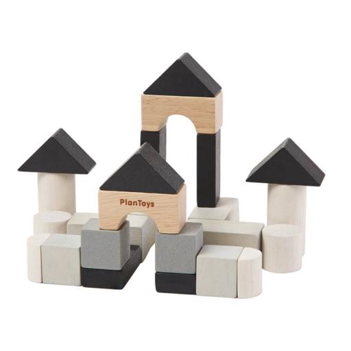 Plan Toys - Építőkocka szett