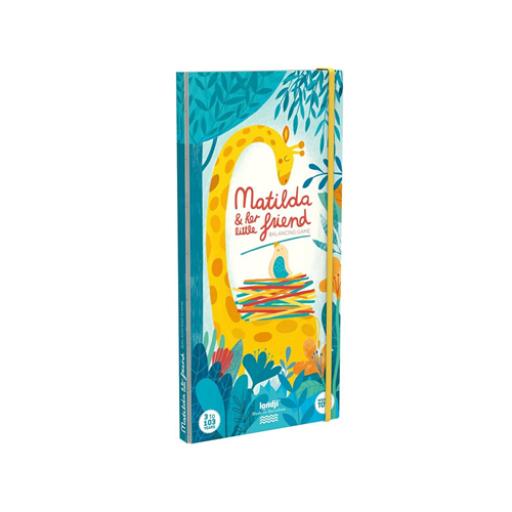 Londji - Matilda zsiráf és barátja ügyességi játék
