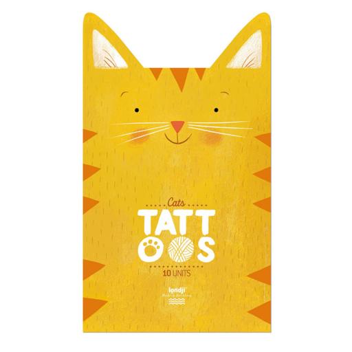 Londji - Tetoválás - Cicák