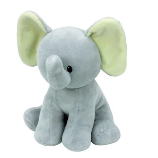 Baby elefánt plüss figura - 15 cm