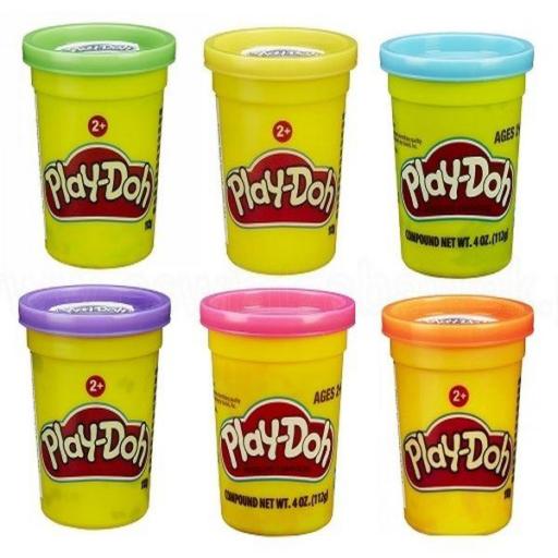 Play-Doh 1 tégely gyurma