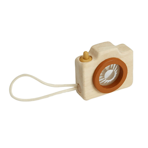 Plan Toys - Mini fényképezőgép – öko fajáték