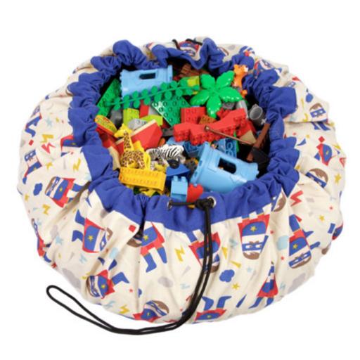 Play&Go - Játék tároló zsák – SuperHero