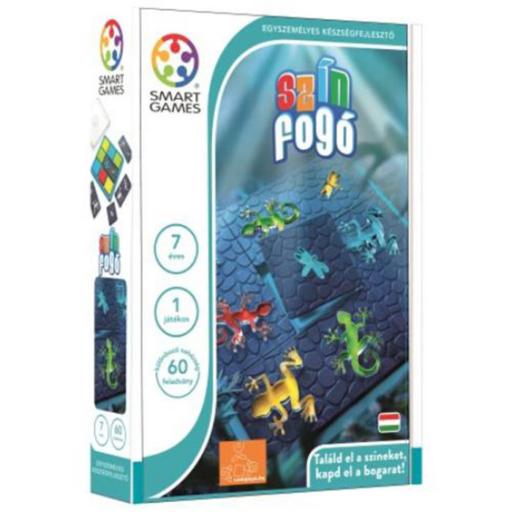 Smart Games - Szín fogó logikai játék